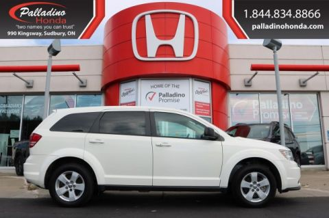 Pre-Owned 2014 Dodge Journey Canada Value Pkg-