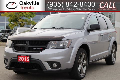 Pre-Owned 2015 Dodge Journey SXT with Clean Carfax