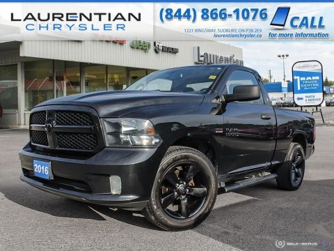 Pre-Owned 2016 Ram 1500 Express - DRIVE RAM CAPABILITY TODAY!