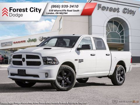 Pre-Owned 2019 Ram 1500 Classic Express - DEMO