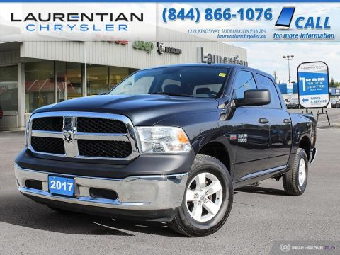 Pre-Owned 2017 Ram 1500 ST - RAM POWER AND CONFIDENCE!