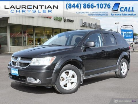 Pre-Owned 2010 Dodge Journey SXT - FAMILY ROOM AND COMFORT !