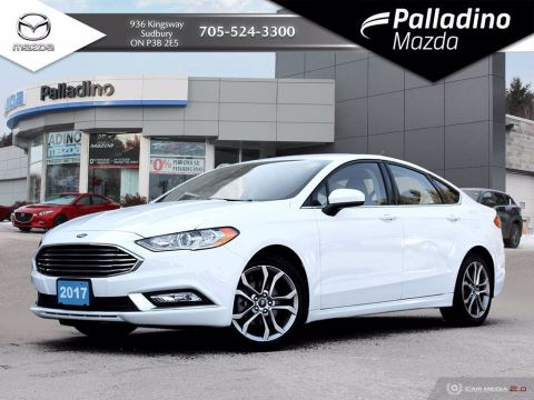 Pre-Owned 2017 Ford Fusion SE - ALL WHEEL DRIVE - NEW TIRES - NO ACCIDENTS