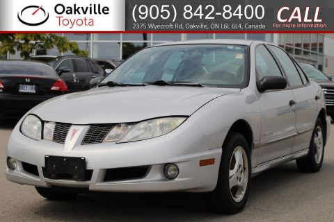 Pre-Owned 2003 Pontiac Sunfire SL with Clean Carfax | SELF CERTIFY