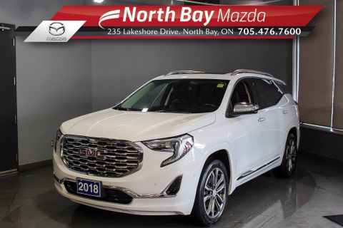Pre-Owned 2018 GMC Terrain Denali - Test Drive Available by Appt!