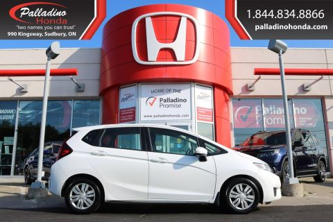 Pre-Owned 2016 Honda Fit LX-BACKUP CAMERA,HEATED SEATS,BLUETOOTH,6-SP MANUAL FWD Hatchback