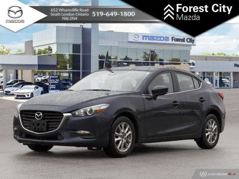Pre-Owned 2018 Mazda3 TOUR | MOONROOF | BACK-UP CAM | NAV
