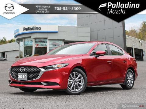 Pre-Owned 2019 Mazda3 GX - SPORTY MANUAL - APPLE CAR PLAY