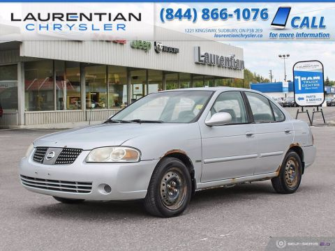Pre-Owned 2005 Nissan Sentra Special Edition!! SELF CERTIFY!!
