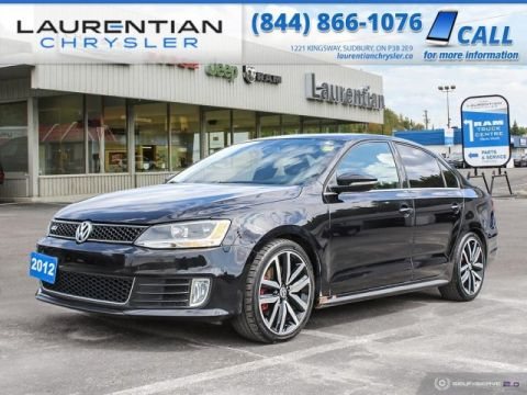Pre-Owned 2012 Volkswagen Jetta GLI GLI - COMPACT, SPORTY GERMAN FUN