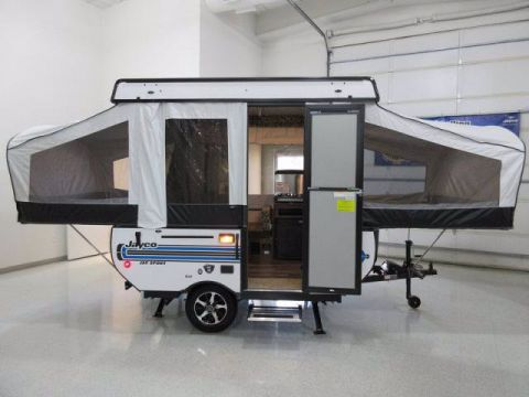 Pre-Owned 2017 JAYCO SPORT 8SD