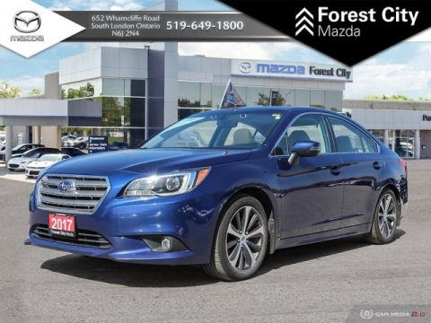 Pre-Owned 2017 Subaru Legacy 3.6R w/Limited & Tech Pkg WITH EYE SIGHT PKG