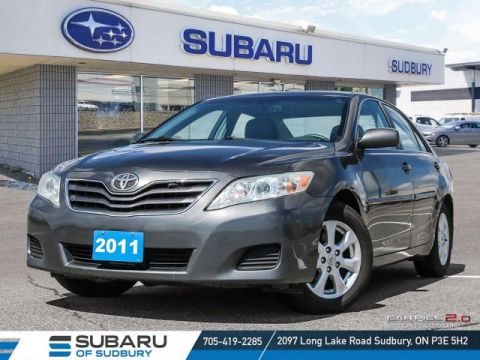 Pre-Owned 2011 Toyota Camry LE - !**FREE WINTER TIRES**!