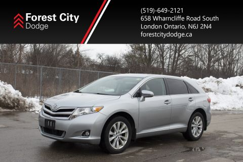 Pre-Owned 2016 Toyota Venza AWD,5 PASSENGER, BACK UP CAMERA