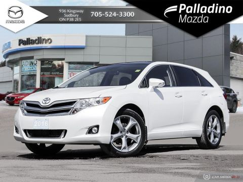 Pre-Owned 2016 Toyota Venza XLE REDWOOD EDITION - $250 GAS CARD - NEW BRAKES ALL AROUND