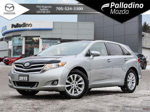 Pre-Owned 2015 Toyota Venza LEATHER - NAVIGATION - HEATED SEATS - CERTIFIED FWD Sport Utility