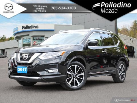 Pre-Owned 2017 Nissan Rogue SL PLATINUM RESERVE PACKAGE - MUST SEE!!!