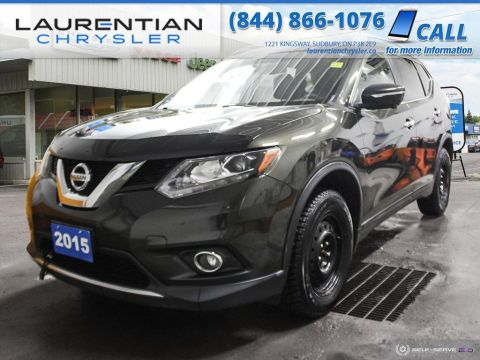 Pre-Owned 2015 Nissan Rogue SL!! BACKUP CAMERA!! NAVIGATION!! AWD!!