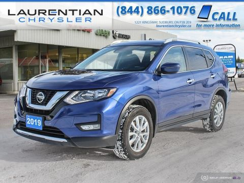 Pre-Owned 2019 Nissan Rogue SV!! HEATED SEATS!! BACKUP CAMERA!! AWD!!