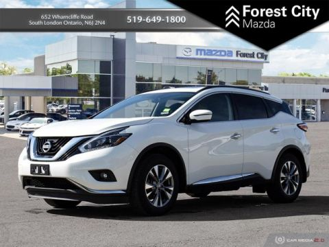 Pre-Owned 2018 Nissan Murano Moonroof | Back-up Cam | NAV