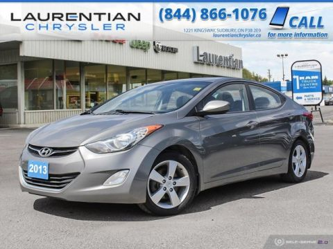 Pre-Owned 2013 Hyundai Elantra GLS - COMPACT AND COMFORTABLE !!