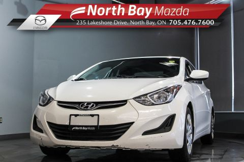 Pre-Owned 2016 Hyundai Elantra Limited with Heated Seats, Bluetooth, Cruise Control