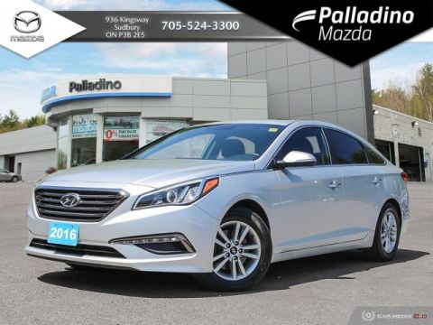 Pre-Owned 2016 Hyundai Sonata GLS- TONS OF FEATURES - CERTIFIED