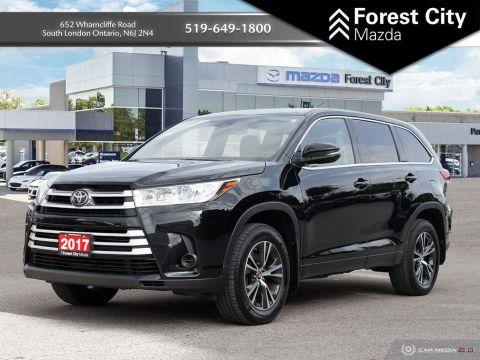 Pre-Owned 2017 Toyota Highlander LE, BLUETOOTH, BACK UP CAMERA, A/C