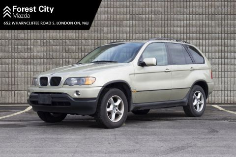 Pre-Owned 2003 BMW X5 Series 3.0i