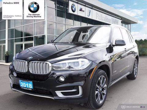 Pre-Owned 2018 BMW X5 xDrive35i/Premuim Essential PKG