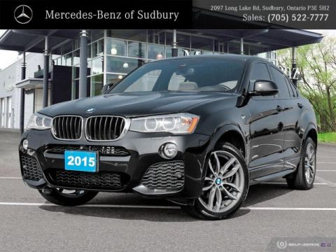 Pre-Owned 2015 BMW X4 xDrive28i - UNDER $30,000 - M SPORT PACKAGE - PREMIUM ENHANCED PACKAGE