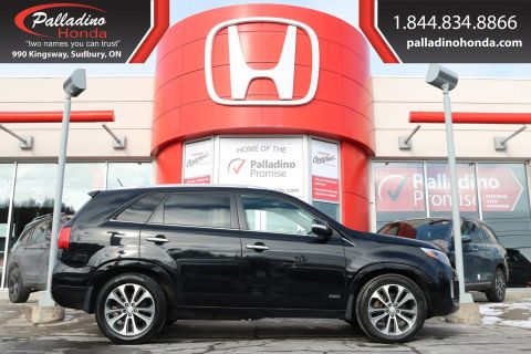 Pre-Owned 2015 Kia Sorento SX-HEATED SEATS & STEERING WHEEL, NAVIGATION, PANORAMIC ROOF