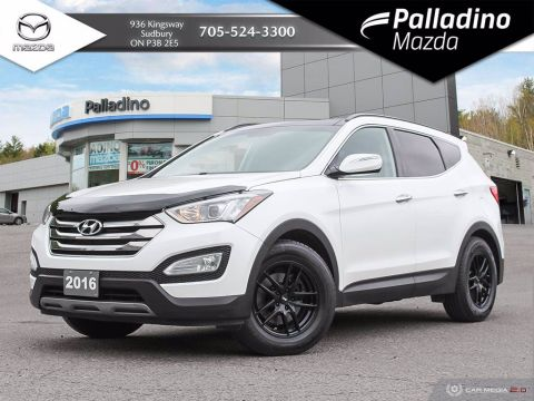 Pre-Owned 2016 Hyundai Santa Fe Sport Luxury - 2 SETS OF TIRES AND RIMS - NO ACCIDENTS AWD