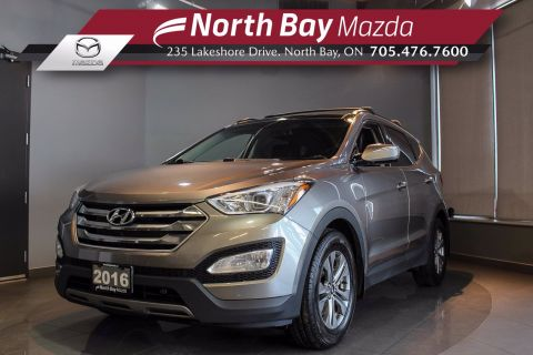 Pre-Owned 2016 Hyundai Santa Fe AWD - Click Here! Test Drive Appts Available! AWD