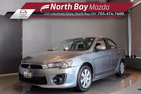 Pre-Owned 2016 Mitsubishi Lancer ES - Click Here! Test Drive Appts Available! FWD 4dr Car