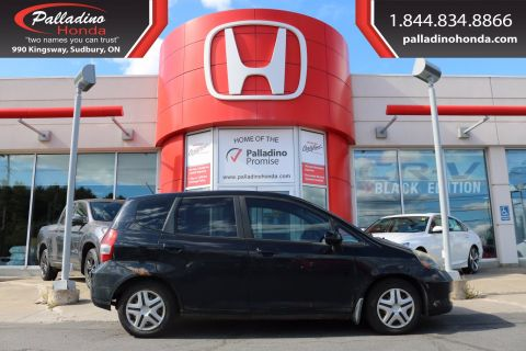 Pre-Owned 2008 Honda Fit LX-AS-IS