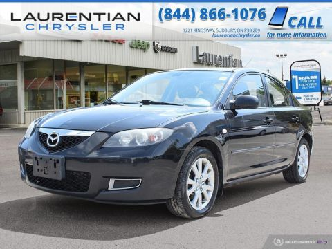 Pre-Owned 2007 Mazda3 GS - SELF-CERTIFY !!