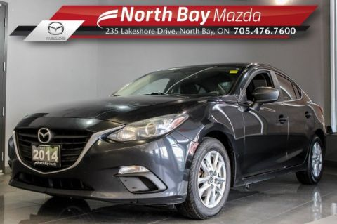 Pre-Owned 2014 Mazda 3 GS with Bluetooth, Cruise, Cloth Interior, Backup Cam