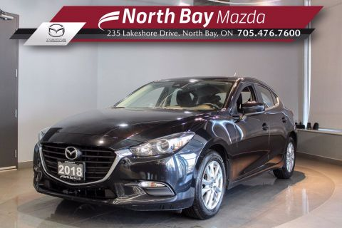 Pre-Owned 2018 Mazda3 Mazda3 Sport GS - Click Here! Test Drive Appts Available! FWD Hatchback