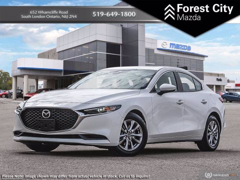 Pre-Owned 2019 Mazda3 GS AWD