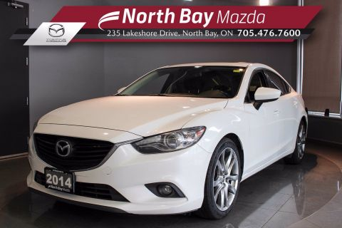 Pre-Owned 2014 Mazda 6 GT - Click Here! Test Drive Appts Available!