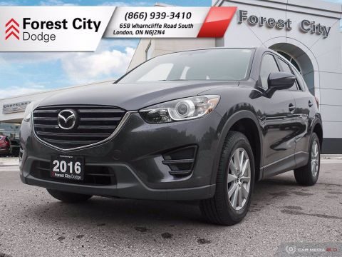 Pre-Owned 2016 Mazda CX-5 GX | APPLE CAR PLAY | AWD