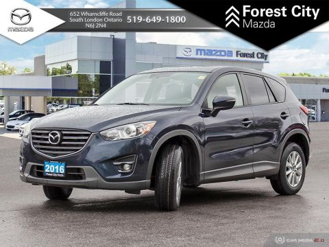 Pre-Owned 2016 Mazda CX-5 GS, AUTOMATIC, FULL POWER OPTIONS