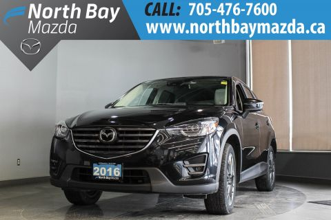Pre-Owned 2016 Mazda CX-5 GT AWD Lease Return with Clean CarProof!