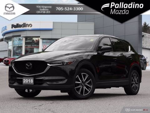 Pre-Owned 2018 Mazda CX-5 GT - BEST VALUE IN 500KM - FULLY LOADED With Navigation & AWD