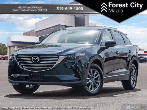 Pre-Owned 2019 Mazda CX-9 GS | DEMO AWD