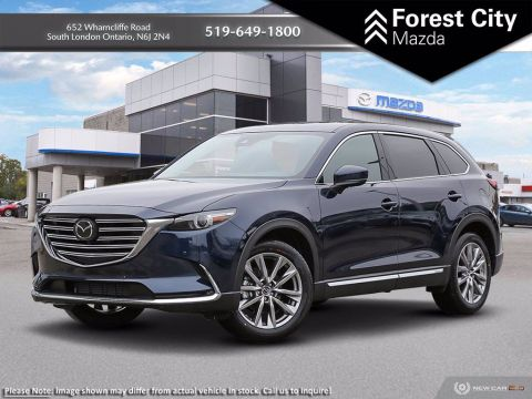 Pre-Owned 2019 Mazda CX-9 GT With Navigation & AWD