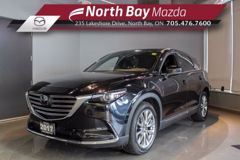 Pre-Owned 2017 Mazda Cx9 GT - Click Here! Test Drive Appts Available! With Navigation & AWD