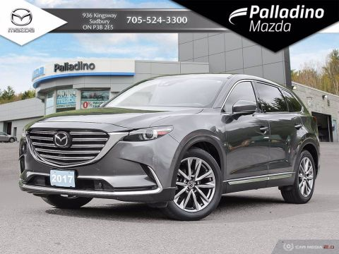 Pre-Owned 2017 Mazda CX-9 Signature With Navigation & AWD