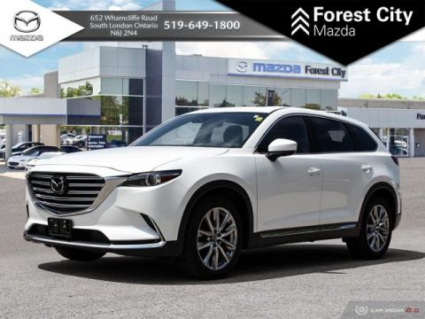 Pre-Owned 2016 Mazda CX-9 SIGNATURE, BLUETOOTH, LEATHER, SUNROOF